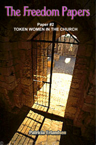 Token Women In The Church