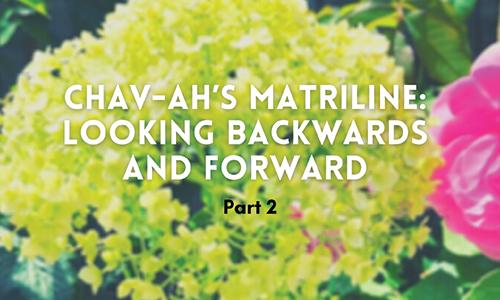 Chavah Matriline